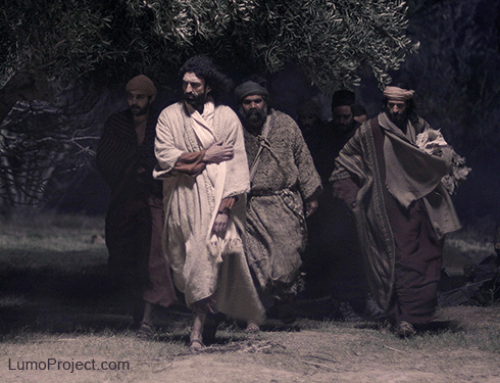 Easter Series: On the Night He Was Betrayed