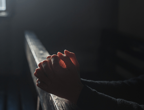 Prayer: In the Last Hours